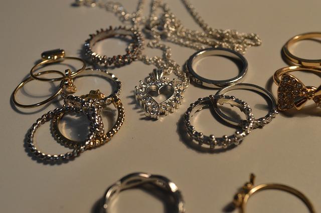 mix šperků