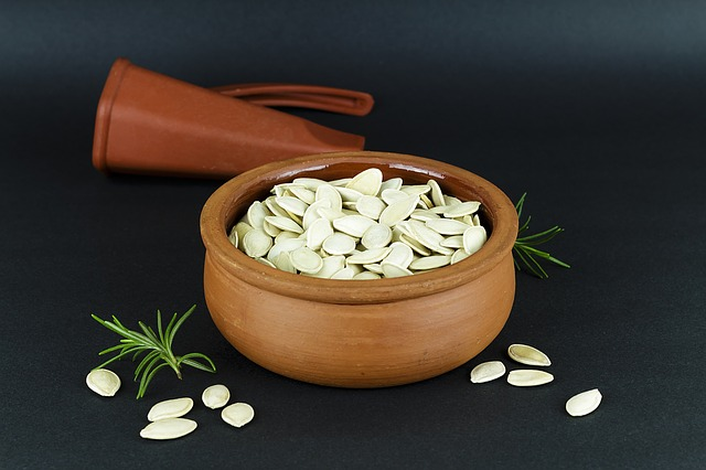 zdravá semínka