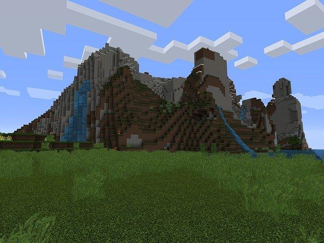 Prostředí Minecraft