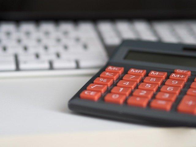 kalkulačka, počty