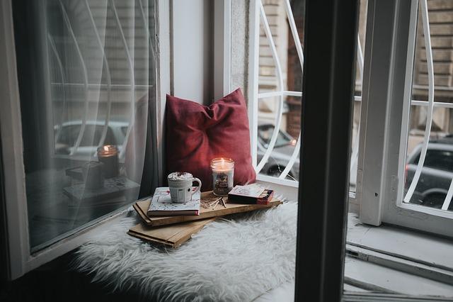 prostor pro odpočinek